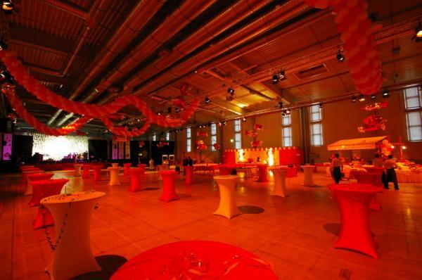 XPOST KÖLN - Hochzeitssaal - Köln