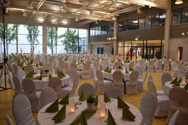 Schmatz Event-Café - Restaurant Hochzeit - Köln