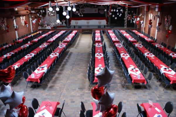 Festhalle Hürth-Gleuel - Hochzeitssaal - Köln