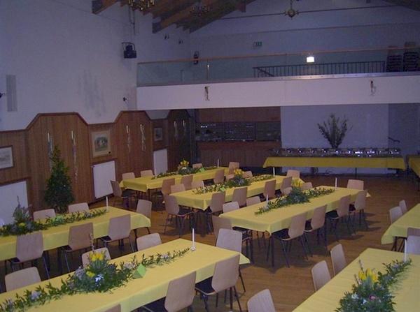 Vereinshaus Lengsdorf - Hochzeitssaal - Köln