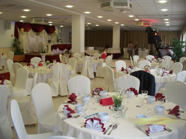 Ariana Festsaal - Restaurant Hochzeit - Köln