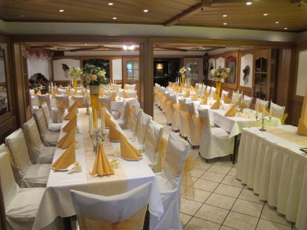 Gasthaus Stroh - Restaurant Hochzeit - Köln