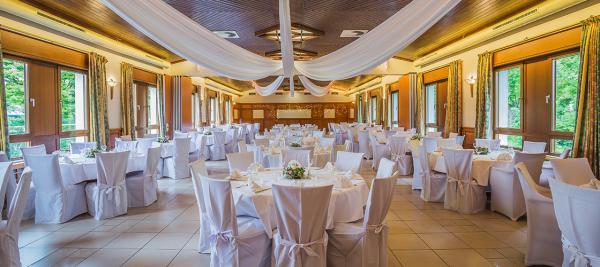 Hotel Restaurant Jahnhaus - Hotel Hochzeit - Köln