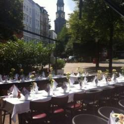 TRATTORIA (DUE) DA ENZO-Restaurant Hochzeit-Hamburg-2