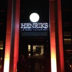 HENRIKS Bar & Restaurant-Restaurant Hochzeit-Hamburg-6