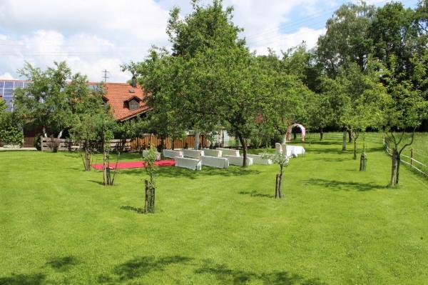 Landhotel Hallnberg - Hotel Hochzeit - München