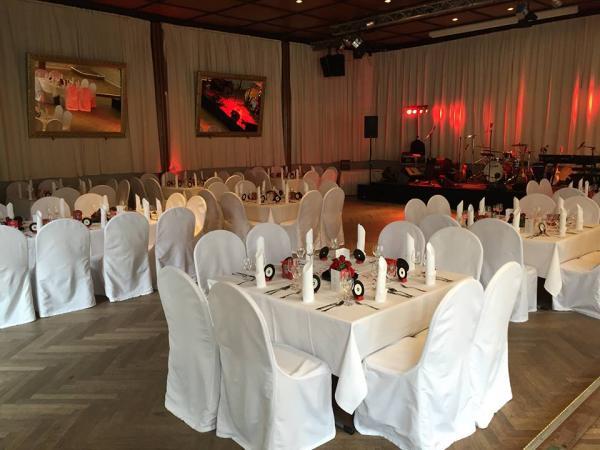 Live-Club & Haas-Säle - Hochzeitssaal - München