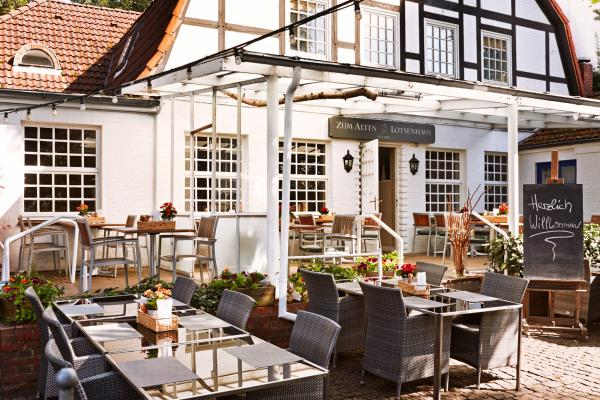 Zum Alten Lotsenhaus - Restaurant Hochzeit - Hamburg