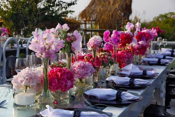 ايكزوتيكا - زهور الزفاف - دبي