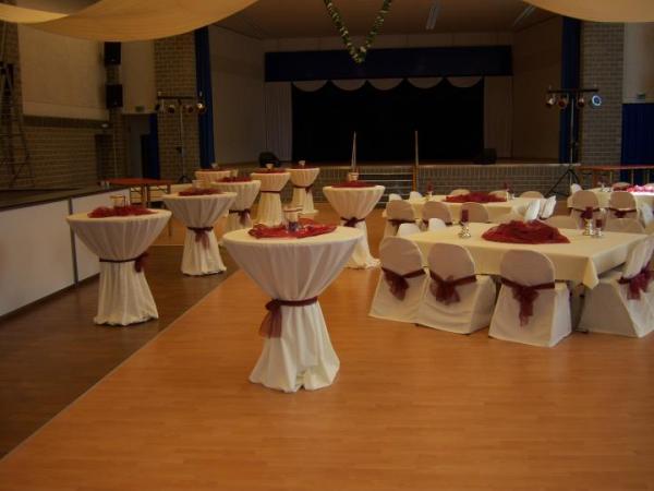 Bürgerhalle Karken - Hochzeitssaal - Köln