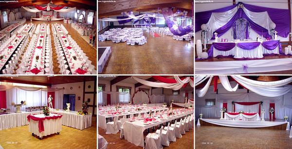 Biggeseehalle - Hochzeitssaal - Köln