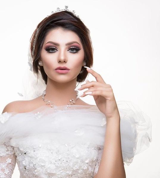 جنة العروس - فستان الزفاف - مسقط