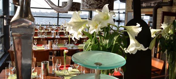 Kajüte Hamburg - Restaurant Hochzeit - Hamburg