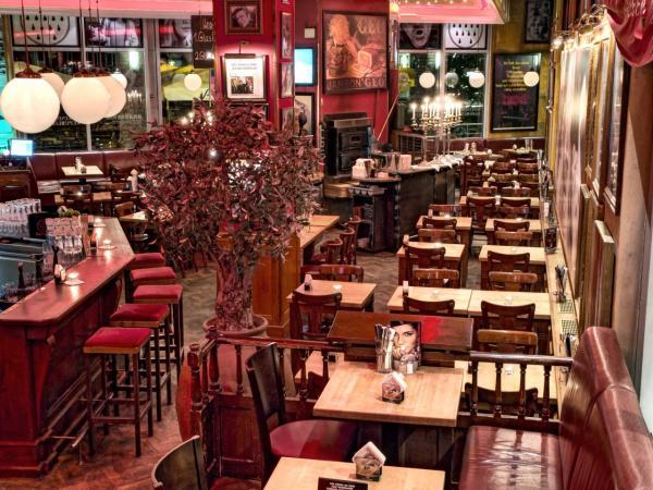 Rheinische Republik - Restaurant Hochzeit - Hamburg