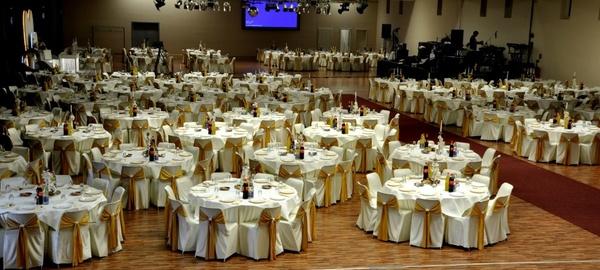 Toscana Festhalle - Hochzeitssaal - Köln
