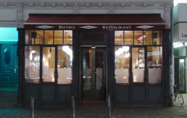 Restaurant Cox - Restaurant Hochzeit - Hamburg