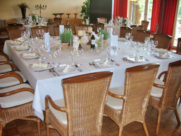 Restaurant-Bar ADYTON - Restaurant Hochzeit - Hamburg