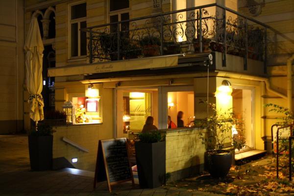 La Monella - Restaurant Hochzeit - Hamburg