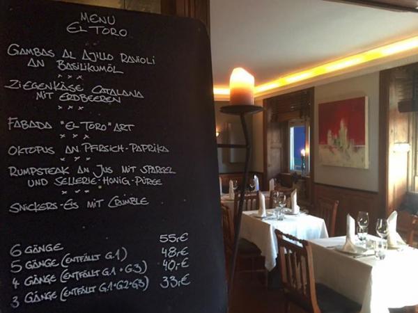 Restaurant El-Toro - Restaurant Hochzeit - Hamburg