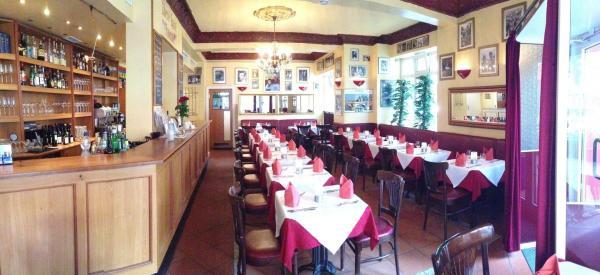 Brasserie Cassis - Restaurant Hochzeit - Hamburg