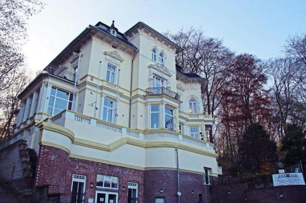 Black Rock - Villa Schwarzenberg - Historische Locations - Hamburg