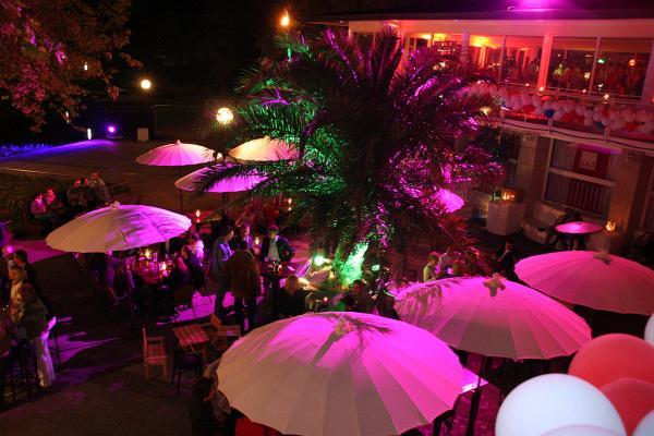 Café Seeterrassen - Restaurant Hochzeit - Hamburg