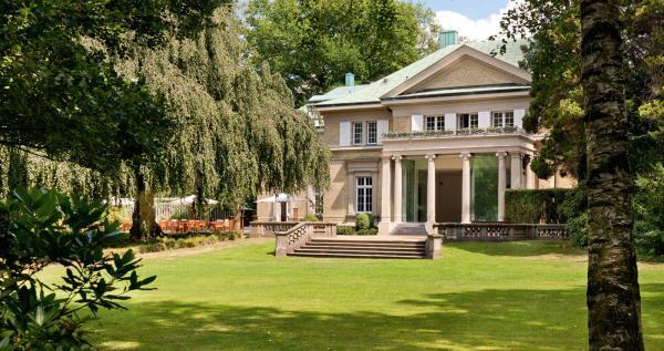 ELB LOUNGE - Event-Villa - Historische Locations - Hamburg