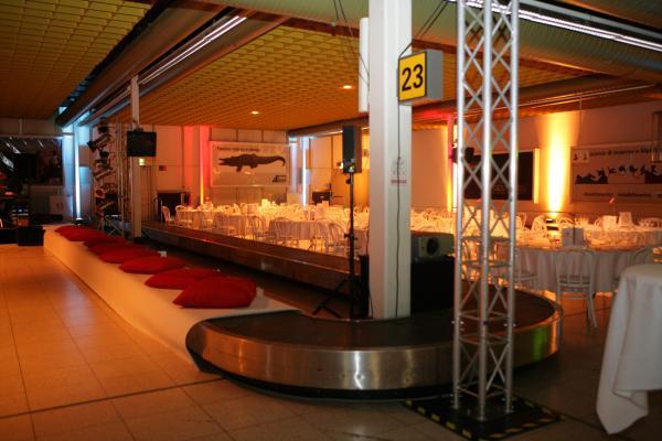 Terminal Tango - Besondere Hochzeitslocation - Hamburg