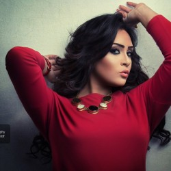 خبيرة المكياج والطرحات فاطمة بدر الدين-الشعر والمكياج-القاهرة-1