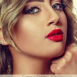 خبيرة المكياج والطرحات فاطمة بدر الدين-الشعر والمكياج-القاهرة-2
