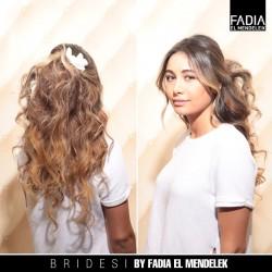 فاديا المندلق-الشعر والمكياج-أبوظبي-1