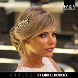 فاديا المندلق-الشعر والمكياج-الدوحة-4