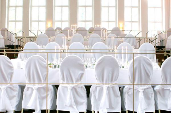ALTE VERSTEIGERUNGSHALLE - Hochzeitssaal - Köln