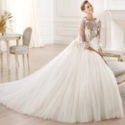 إيلي صعب-فستان الزفاف-الدوحة-1
