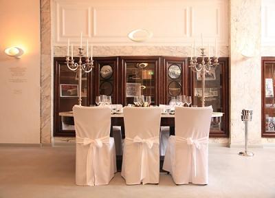 Der Marmorsaal - Restaurant Hochzeit - Bremen