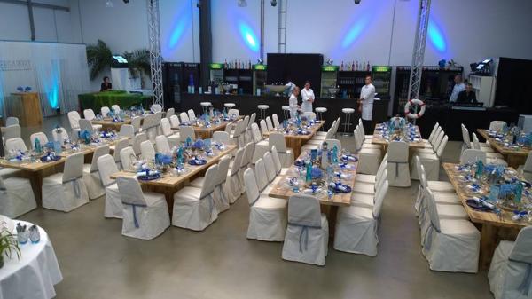 QUAI - Dinnerschuppen - Hochzeitssaal - Bremen