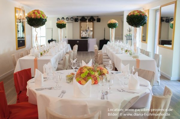 Paradies à la Provence in Hannover - Hochzeitssaal - Hannover