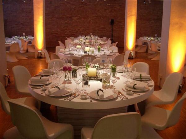 DER BLAUE HUMMER – Büro Berlin - Hochzeitscatering - Berlin
