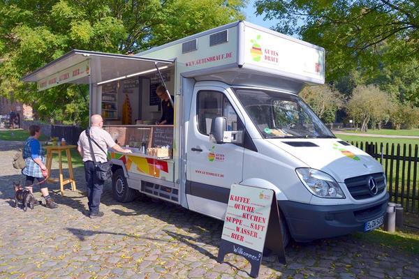 GutesDrauf - Hochzeitscatering - Berlin
