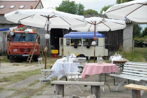 Bob Murphy – mobile Cocktailbar - Hochzeitscatering - Berlin