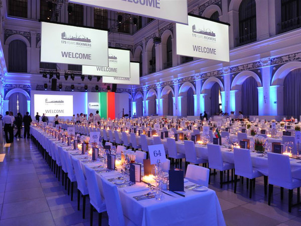 CATERISTIC | Event Catering - Hochzeitscatering - Hamburg