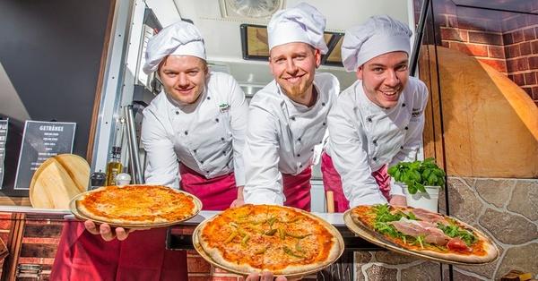 Pizza Innovazione - Hochzeitscatering - München