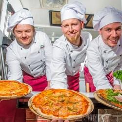Pizza Innovazione-Hochzeitscatering-München-1