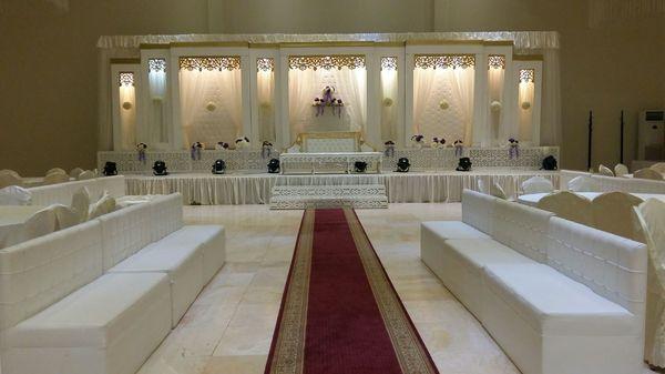 قاعات قصر الأمراء للأفراح و المؤتمرات - قصور الافراح - مسقط