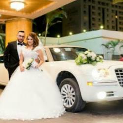 شركة الدعاء لليموزين-سيارة الزفة-الاسكندرية-5