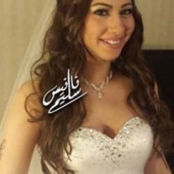 نانيس سليم-الشعر والمكياج-القاهرة-2