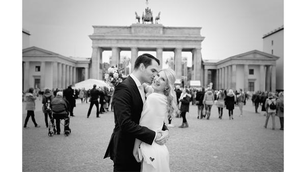 GANZ IN WEISE – HOCHZEITSFOTOGRAFIE - Hochzeitsfotograf - Berlin