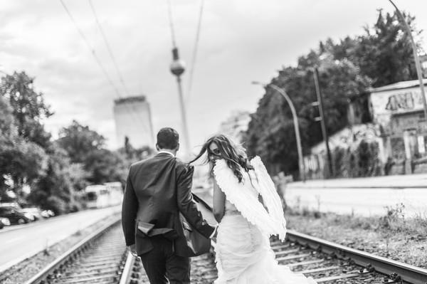 Zweihochzeit - Hochzeitsfotograf - Berlin