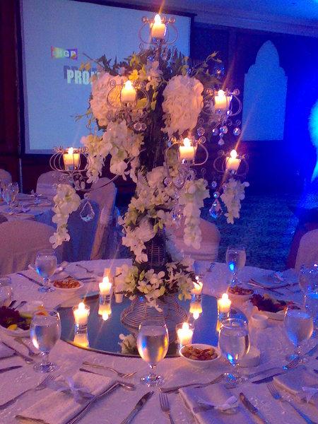 مركز حدائق السدرة - زهور الزفاف - الدوحة