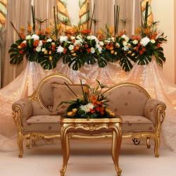 مركز حدائق السدرة-زهور الزفاف-الدوحة-5